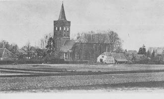 gezicht op Ede [ca. 1900]